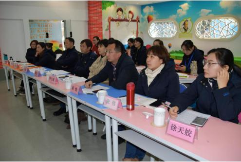 南京科技馆2019年星级科技辅导员评定工作圆满结束